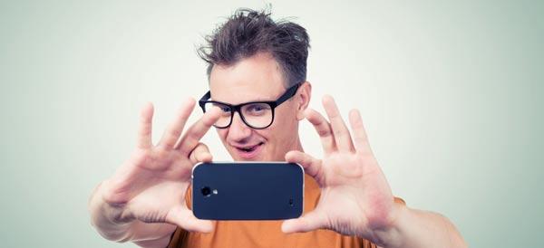 Selfie, moda habitual